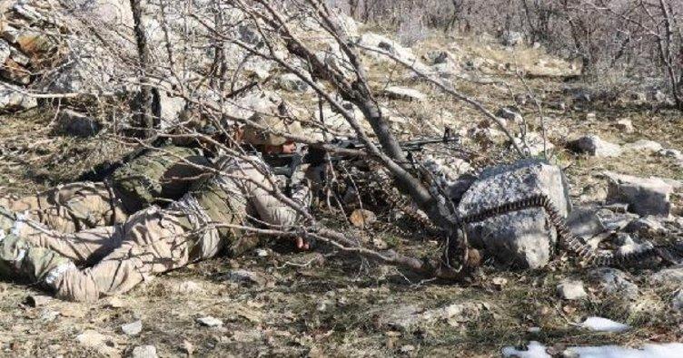 """Şırnak ve Siirt'te """"Eren-10 Gabar"""" başlatıldı"""
