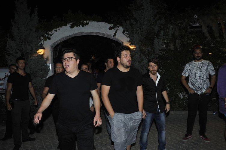 Eser Yenenler ile İbrahim Büyükak kilo vermek için detoks kampına gitti…