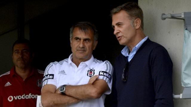 Beşiktaş'ta Transfer Çalışmaları Başladı