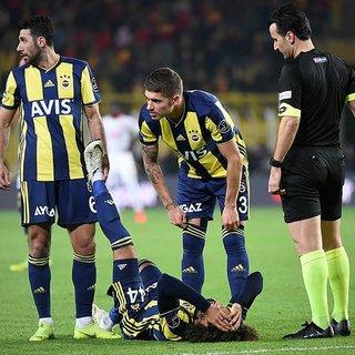 Fenerbahçeli Sadık Çiftpınar yaklaşık 10 gün yok