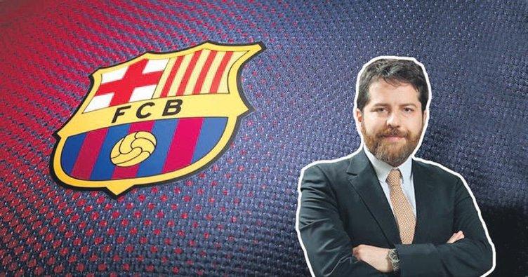 Nef Barcelona'ya sponsor oldu