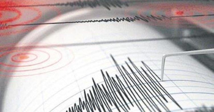 Balıkesir'de deprem paniğe neden oldu
