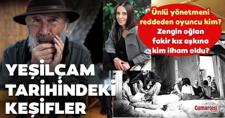 Türk sinemasının hafızasından keşifler