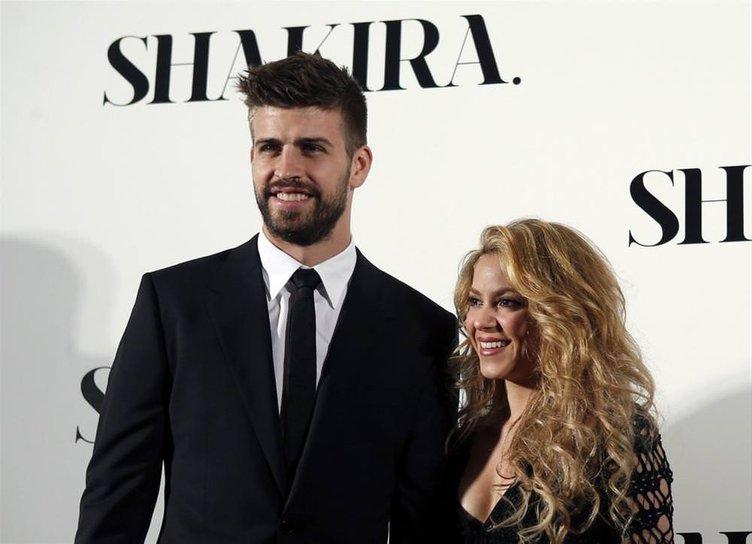 Shakira'ya Pique desteği