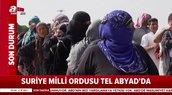 YPG'den kurtarılan Tel Abyad
