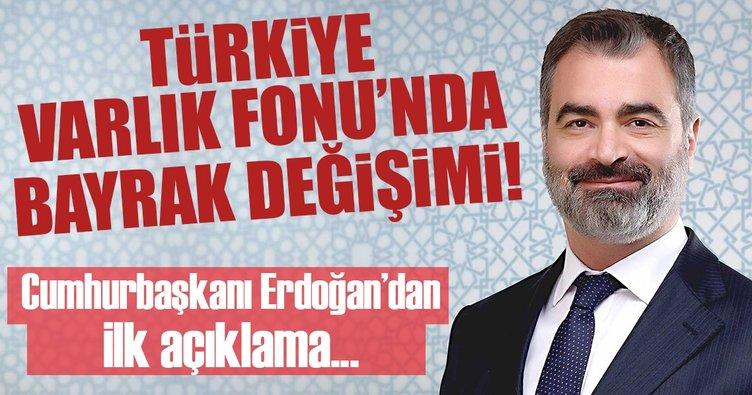 Erdoğan'dan flaş Varlık Fonu açıklaması