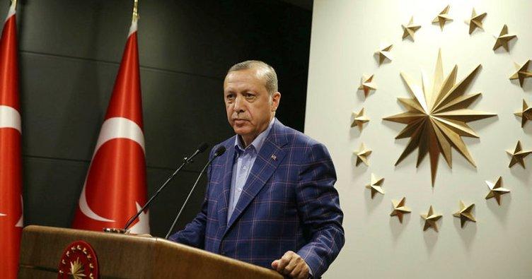 Cumhurbaşkanı Erdoğan: 200 yıllık sistem tartışması sona erdi