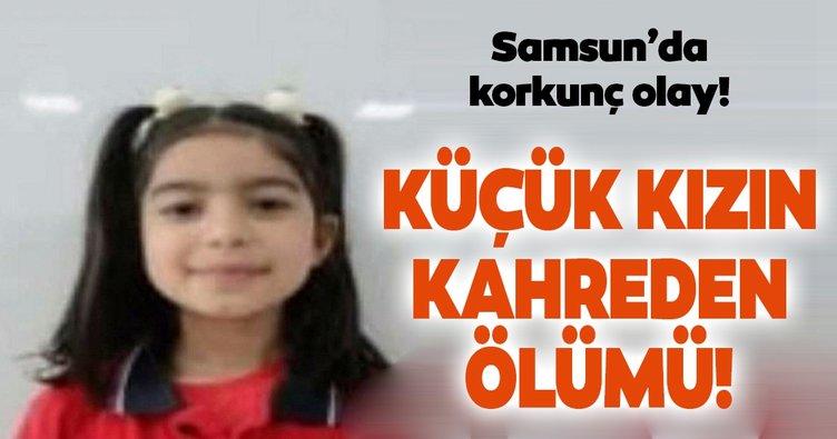 Samsun'da feci kaza! Küçük kız, beton mikserinin altında kalarak yaşamını yitirdi