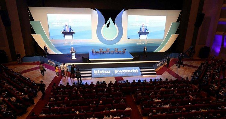 Dünya suyun geleceğini İstanbul'da konuşacak