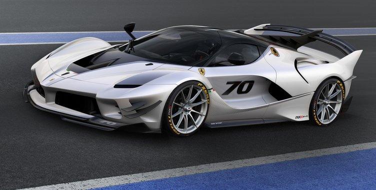 Ferrari'den FXX-K Evo sürprizi