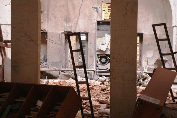 Kilis'te camiye hain saldırı