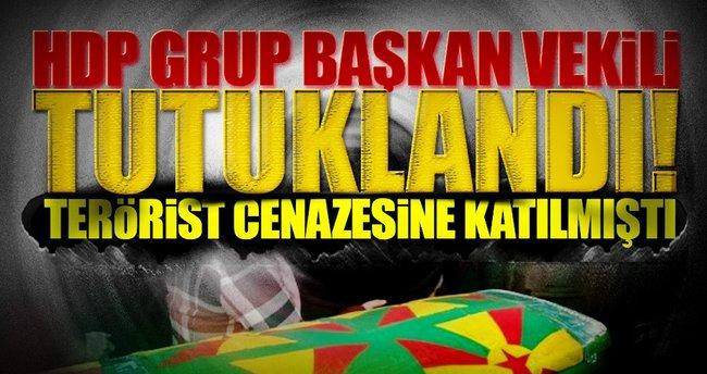 HDP Grup Başkan Vekili İdris Baluken tutuklandı