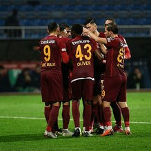 Kayserispor deplasmanda Kasımpaşa'yı 3-0 mağlup etti