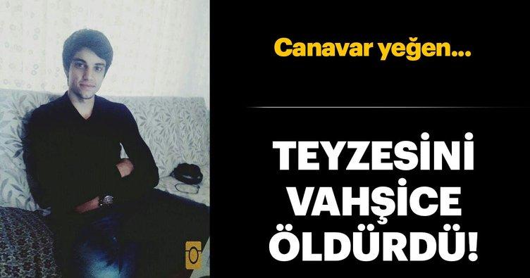Kırklareli'nde, teyzesini öldürdüğü iddia edilen zanlı tutuklandı