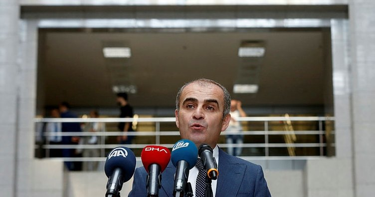 Başsavcı İrfan Fidan'dan son dakika açıklaması