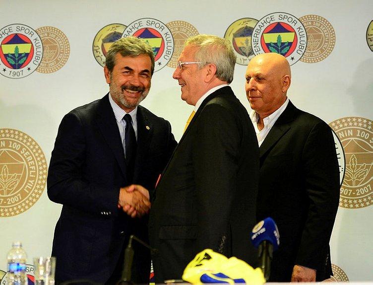 Fenerbahçe, Emre Akbaba ile ön protokol imzalamış!