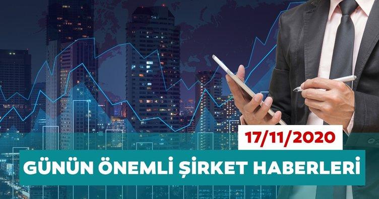 Borsa İstanbul'da günün öne çıkan şirket haberleri ve tavsiyeleri 17/11/2020