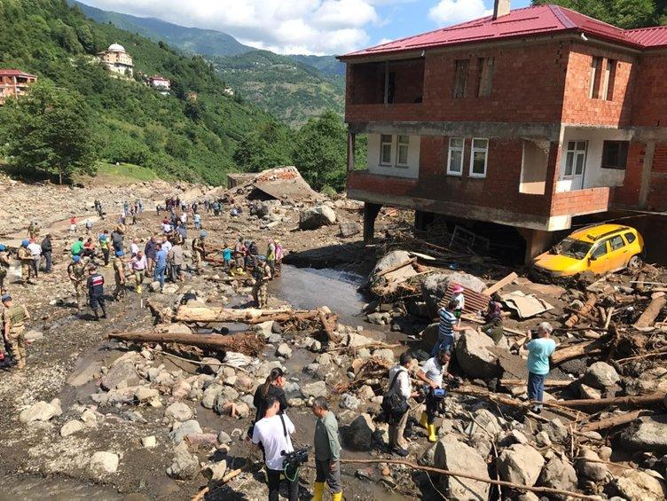 Trabzon'dan son dakika haberi: Ölü sayısı yükseldi...