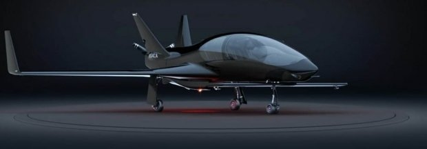 Cobalt 'Valkyrie' özel uçak
