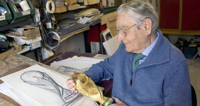 Dünya Kupası'nın tasarımcısı vefat etti