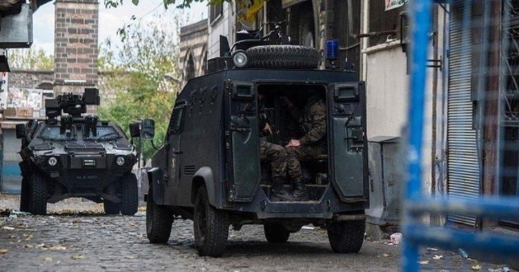 Diyarbakır'daki sokağa çıkma yasağı
