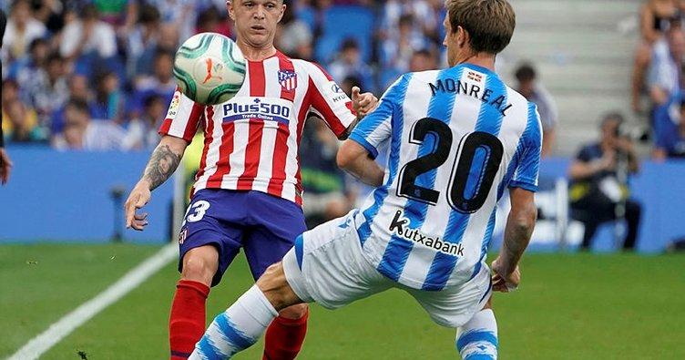 Atletico Madrid ilk yenilgisini aldı