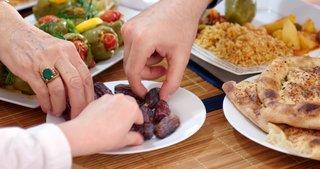 Ramazan'da sağlıklı beslenmek için...