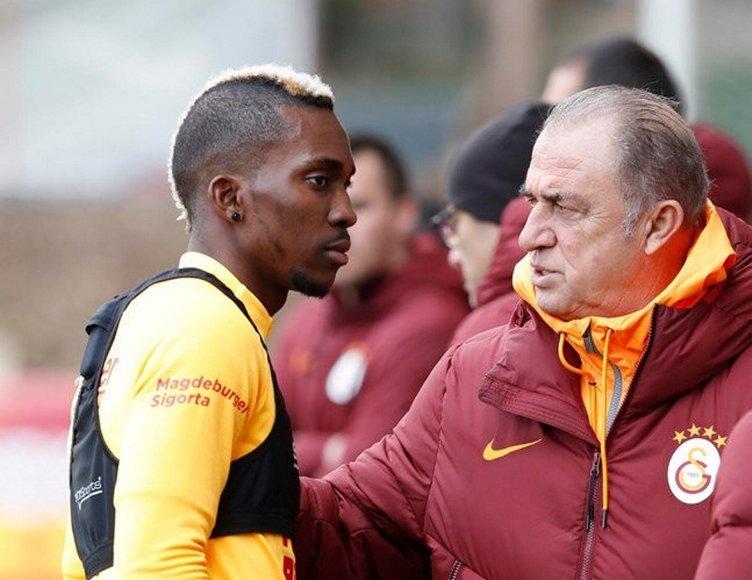 Galatasaray Teknik Direktörü Fatih Terim'in gözü bu ikilide!