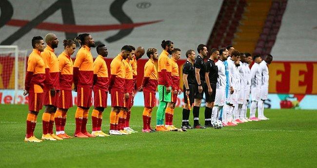 Galatasaray 1-2 Alanyaspor   MAÇ SONUCU
