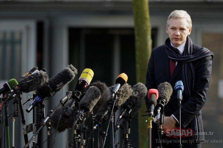 Julian Assange tutuklandı! Julian Assange ne kadar ceza alacak?