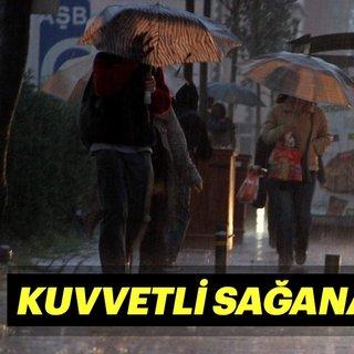 Meteoroloji'den son dakika hava durumu ve sağanak yağış uyarısı! İstanbul'da yarın hava nasıl olacak?