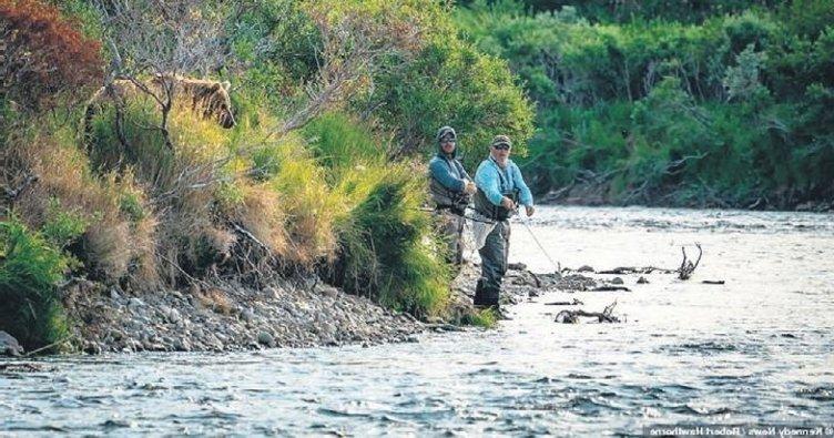 Ava giderken av olacaklardı