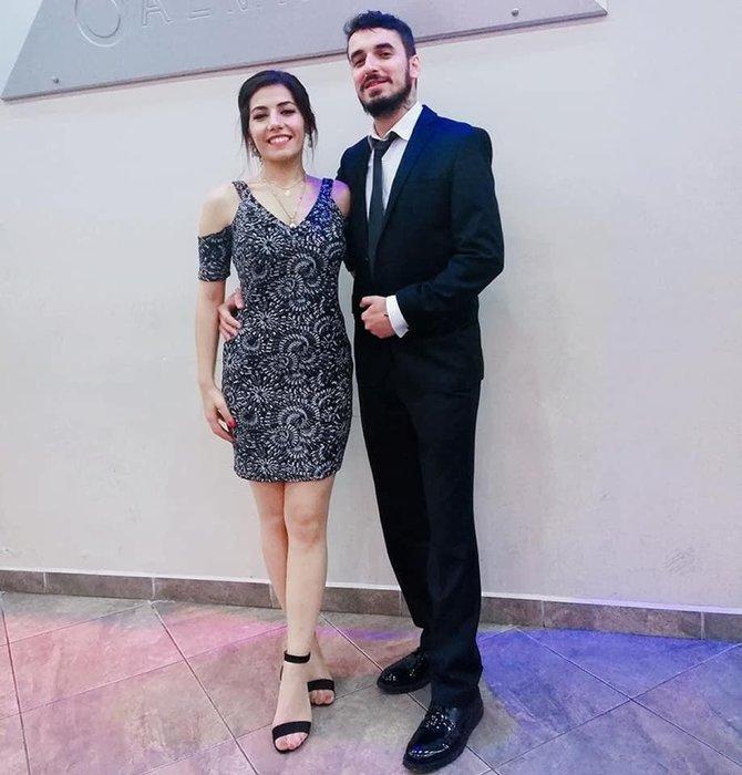Kaskını verdiği nişanlısı motosiklet kazasından kurtuldu, kendisi hayatını kaybetti