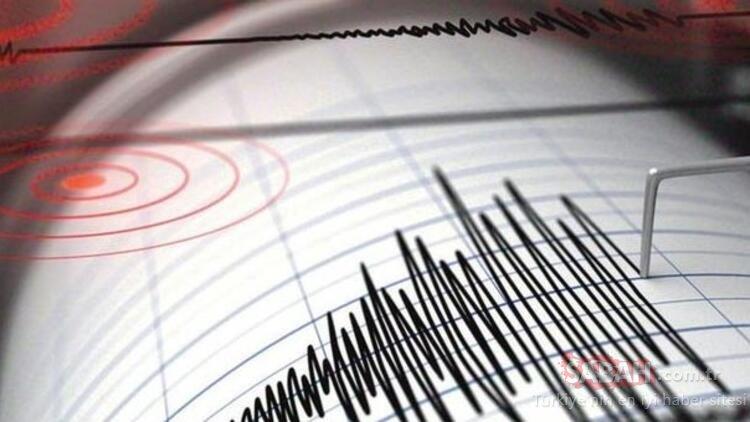 Deprem mi oldu, nerede, saat kaçta, kaç şiddetinde? 2 Ekim 2020 Cuma Kandilli Rasathanesi ve AFAD son depremler listesi…