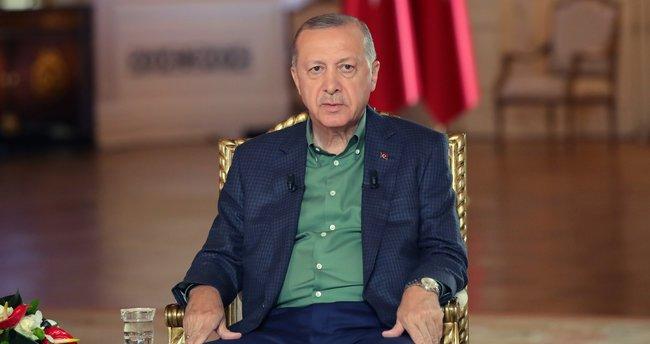 Son dakika: Başkan Erdoğan yıl sonunu işaret etti! Beklenenin üzerinde büyüme yakalayacağız