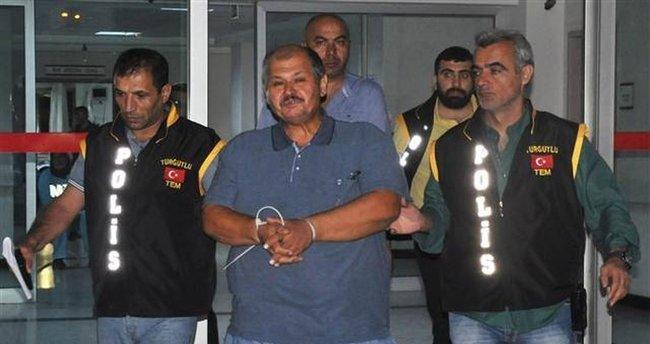 Gülen'in yeğeniyle evli Mehmet Türk havalimanında gözaltına alındı