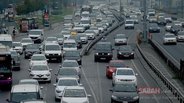 Son dakika! Milyonlarca araç sahibini yakından ilgilendiriyor! Bir değişikliğe daha gidildi
