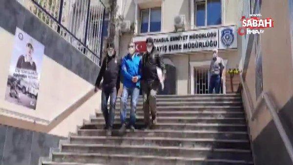 Hakkında 94 yıl kesinleşmiş hapis cezası bulunan zanlı Ataşehir'de yakalandı | Video