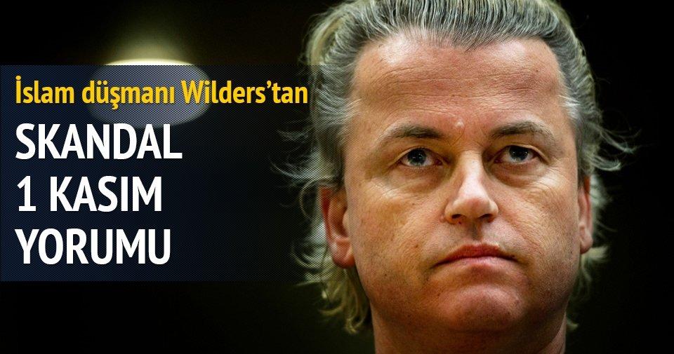Wilders: AK Parti'ye oy verenler ülkenize gidin