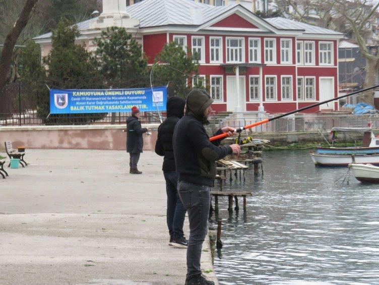 Üsküdar'da zabıtaları şaşkına çeviren olay!