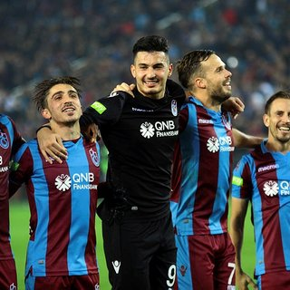 Trabzonspor'da Uğurcan Çakır farkı