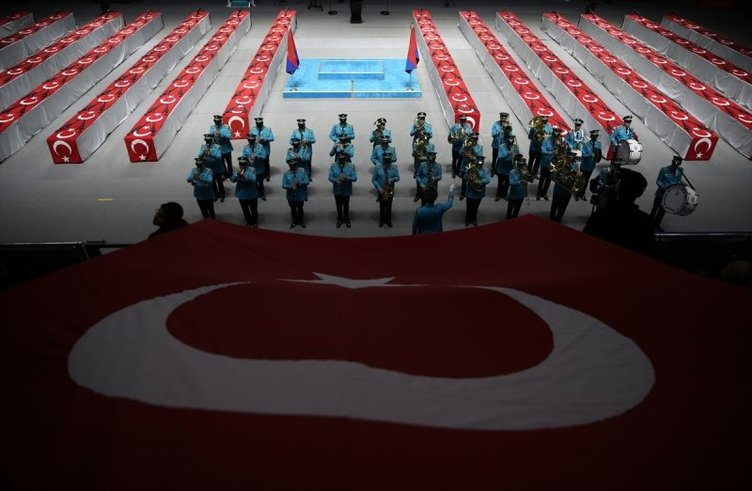 Jandarma Astsubay Meslek Yüksekokulu öğrencileri yemin etti