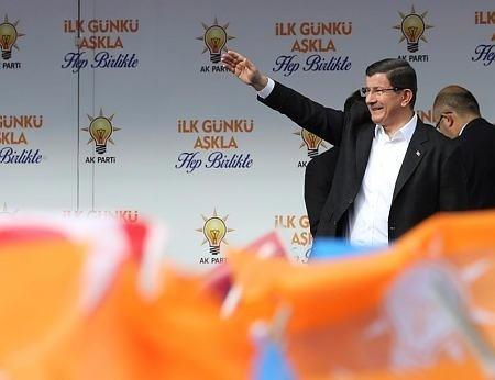 Ak Parti Ankara mitingi