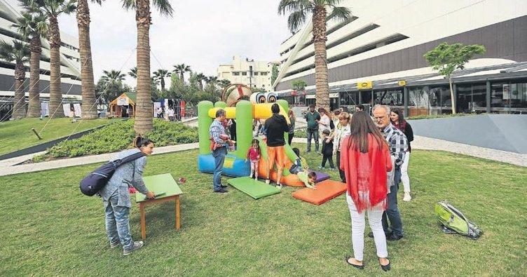 Folkart'tan çocuk festivali