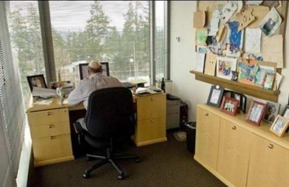Ünlü CEO'ların ofisleri