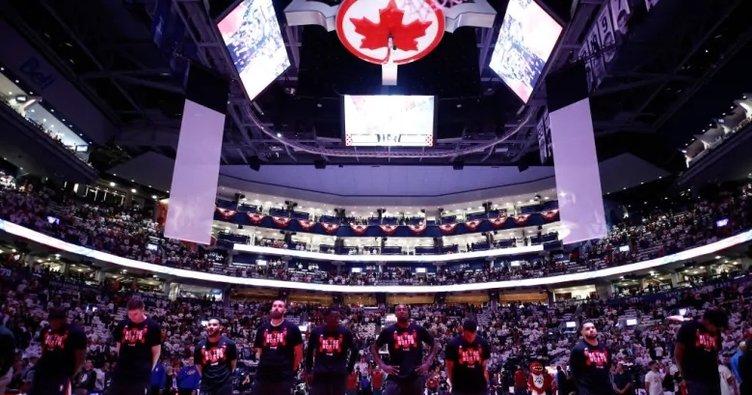 Toronto Raptors yeni sezonda maçlarını ABD'de oynayacak