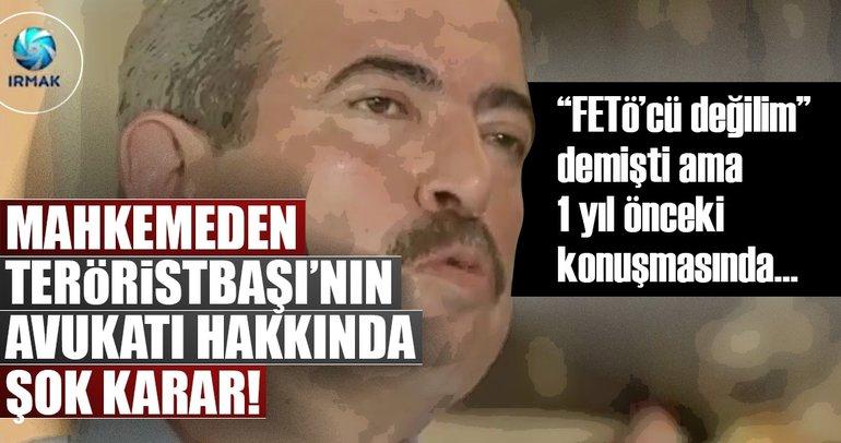 Fetullah Gülen'in avukatına 12 yıl hapis cezası verildi