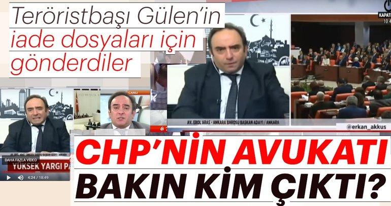 Son Dakika: FETÖ şüphelilerinin avukatı CHP'li heyette!