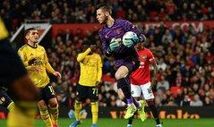 Devlerin savaşında kazanan yok! Manchester United 1 - 1 Arsenal (MAÇ SONUCU)