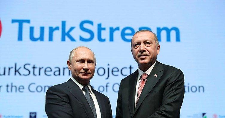 Başkan Erdoğan ve Putin görüşecek